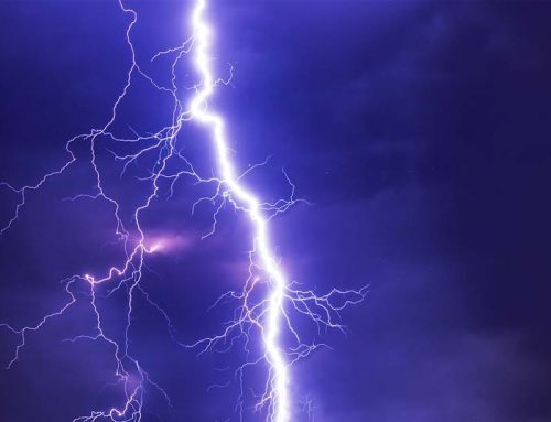 What Happens if Lightning Strikes a Swimming Pool?