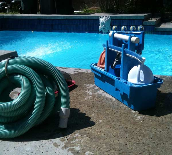 maintaining a clean swimming pool will cost you money